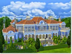 Palace the sims