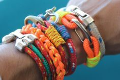 """The Accessories """"Cabo D'Mar"""" have all the color of the ethnography of the north region and the tone of the navigation links."""