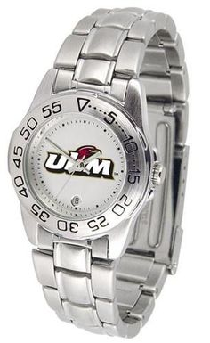 University of Louisiana Monroe Ladies Stainless Steel Wristwatch