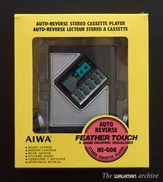 AIWA Walkman HS-G08 Black Boxed 01