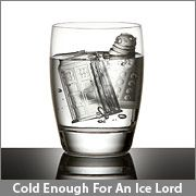 ThinkGeek :: Doctor Who Ice Cube Tray