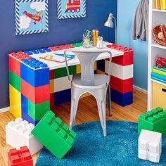 Everblock - building blocks - create temporary walls, furniture, ...
