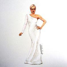 Inspired by #fashionblogger @micahgianneli 🔥🔥🔥 #fashionillustration #fashionsketch #fashionlook #streetstyle #streetfashion #ootd #illustrationfashion #bridalfashion #bridalillustration #micahgianneli #windsorstore #lookillustrated