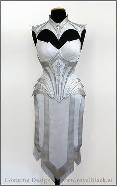 Royal Black Couture & Corsetry: