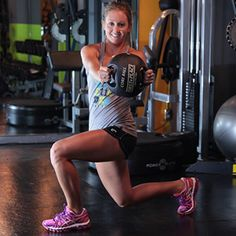 Get Fit Like a Tennis Pro With This Full-Body Workout - SELF