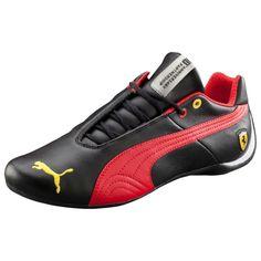 newest fd9d2 04347 PUMA Ferrari Future Cat 10 Leather Men s Shoes