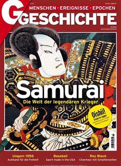 🎌 #Samurai - die Welt der legendären Krieger 🏯  Jetzt in G Geschichte, Ausgabe 10/2016. #Japan #Geschichte
