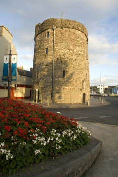 Waterford's Reginald's Tower is named after Reginald the Viking who founded the city in 914.