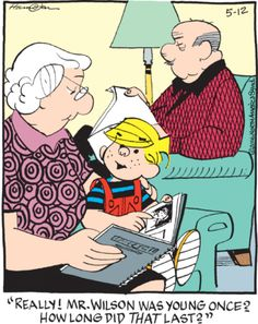 Dennis The Menace  (May/12/216)