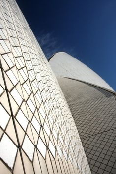 Sydney Opera House, Sydney by Jørn Utzon Architect