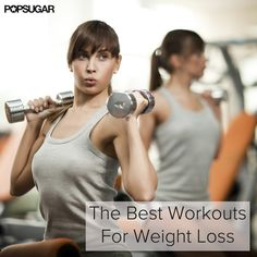Learn the best workouts for losing weight — there's options other than running!