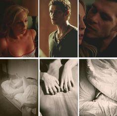 Klaus From Vampire Diaries, Vampire Diaries Poster, Vampire Love, Vampire Diaries Quotes, Vampire Diaries Seasons, Vampire Diaries Wallpaper, Vampire Diaries The Originals, Caroline The Originals, Stefan And Caroline