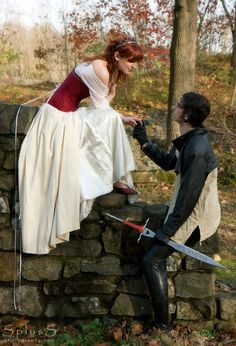 Models: Lily Lisa and Brian Ross Medieval Romance Story Inspiration, Writing Inspiration, Character Inspiration, Character Art, Gothic Fantasy Art, Medieval Fantasy, Renaissance, Knight In Shining Armor, Medieval Life