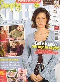 Simply Knitting Magazines - This is a paid service