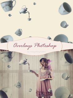 Designer Gems Overlays CUPS 17 Photoshop .png file