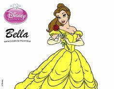La Bella e la Bestia - Principessa Belle