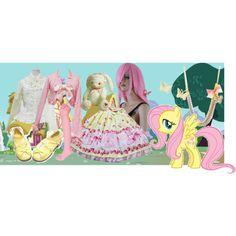 My Little Pony Lolitas: Fluttershy