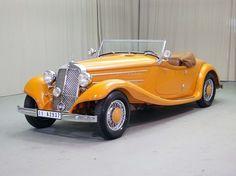 Mercedes-Benz 290 Manheim Roadster  - 1939