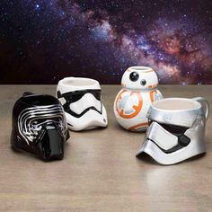 Star Wars The Force Awakens Coffee Mugs