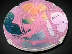 Vintage Hand Crafted Ceramic Bowl by NaughtNew on Etsy, $20.00