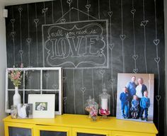 Lovely Little Life: Things I'm Loving Thursday : Chalkboard Trend