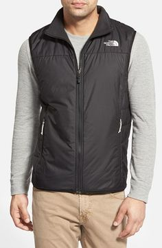 The+North+Face+'Trinity'+Reversible+Vest+available+at+#Nordstrom