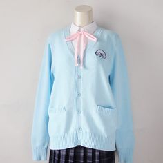 Fashion students JK uniform cardigan SE9060