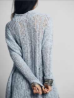 Free People Ladder Stitch Pullover, $128.00 Ladder Stitch, Free People, Men Sweater, Pullover, Sweaters, Fashion, Eggplant, Moda, Sweater