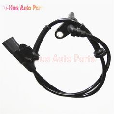 New Rear Left ABS Wheel Speed Sensor for Nissan Micra Versa 1.6L 47901-1HA0A 479011HA0A Ab Wheel, Brake System, Nissan, Abs, Crunches, Abdominal Muscles, Killer Abs, Ab Workouts