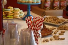 Oxford Impressions: Baseball Themed Baby Shower