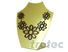 Flame-polished cutting edges without additional post-processing of materials: Creative Industries, Laser Engraving, Laser Cutting, Precious Metals, Jewelery, Jewelry Making, Chain, Cool Art, Creativity