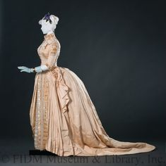 1886 Day Gown FIDM