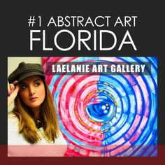abstract art florida laelanie art gallery