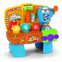 Toys R Us: Fisher-Price - Laugh & Learn - Learning Workbench - English Edition Kids Store, Toy Store, Brinquedos Fisher Price, Toddler Toys, Baby Toys, Toys R Us Canada, Fisher Price Toys, Musical Toys, Interactive Learning