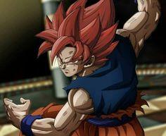 Dragon ball super - Goku new transformation??