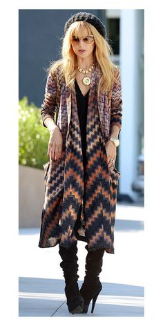 Missoni Olivia D 39 Abo And Cardigans On Pinterest
