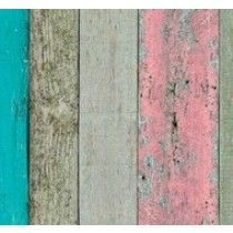 Plakfolie sloophouten planken (steigerhout)