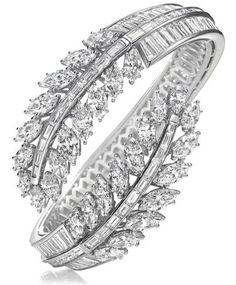 Harry Winston Diamond Bangle bracelet                                                                                                                                                                                 More