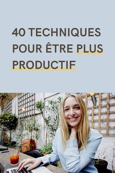 40 productivity techniques that will help you be more efficient Article Sites, Back To School Hacks, Burn Out, Working Mums, Flylady, Self Realization, Productivity Hacks, Business Entrepreneur, Personal Development