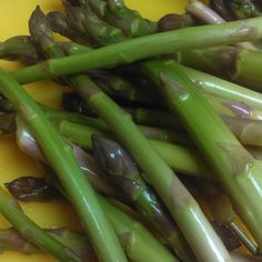 """""""#spring is starting at #rosebudscafe in #Jackson #California. Here is a close up and of our first asparagus harvest of the season.  #fresh #produce #farmtofork #food #cheflife  #farmlife  #freshfood #hyperlocal #plantharvestprepareserve"""" @bassykpz"""