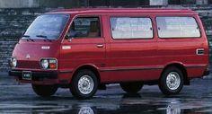 Toyota Hiace, Toyota Celica, Classic Japanese Cars, Classic Cars, Toyota Van, Volkswagen Type 3, Subaru Cars, Mini Bus, Cargo Van