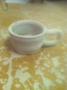 This is my wheel cup What do you think I could of done better to improve my work?