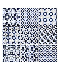 Batik Patchwork Blue