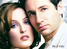 Mulder and Scully - The X Files
