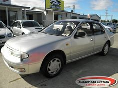 Nissan Bluebird  For Sale  $2,500.00    Year:   1994  Manufacturer:   Nissan  Model:   Bluebird   Engine:   1973  Fuel Type:   Diesel  Transmission:   5 Speed  Mileage:   213981 km  Exterior Colour:   Silver  Doors:   4  Body Style:   Sedan  Stock #:   8329    Features:  Central Locking, Power Windows, Power Steering