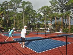 Following delays pickleball courts open in North Naples
