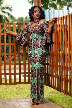 Unique Ankara Styles That Are Killing The Game Best African Dresses, African Fashion Ankara, Latest African Fashion Dresses, African Print Dresses, African Print Fashion, Africa Fashion, African Attire, African Wear, African Women