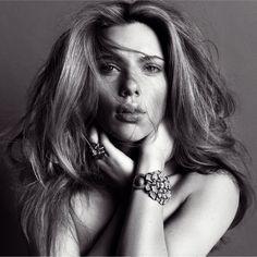 Scarlett Johansson by Inez and Vinoodh