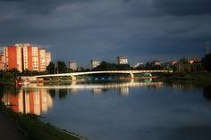 Podul Sovata Oradea