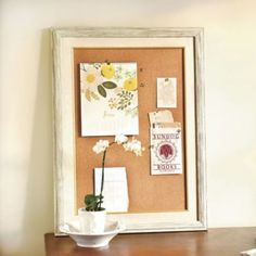 Kellen Corkboard   | European-Inspired Home Decor | Ballard Designs/I think I could recreate this for less than this....